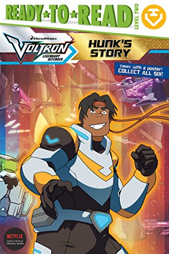 Hunk's Story (Voltron Legendary Defender: Ready to Read, Level 2) por Cala Spinner