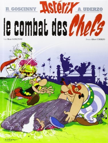 Ast¨¦rix - Le combat des chefs - n¡ã7 (French Edition) 7th edition by Rene Goscinny, Albert Uderzo (2004) Hardcover