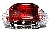 Rücklicht komplett REX RS 250 450 460 500 klar 4T 50 ccm