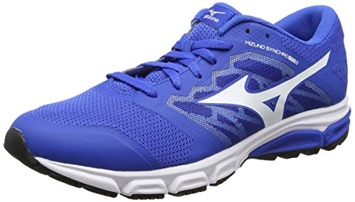 Mizuno Synchro Md 2, Zapatillas de Running para Hombre, Azul (Strong B