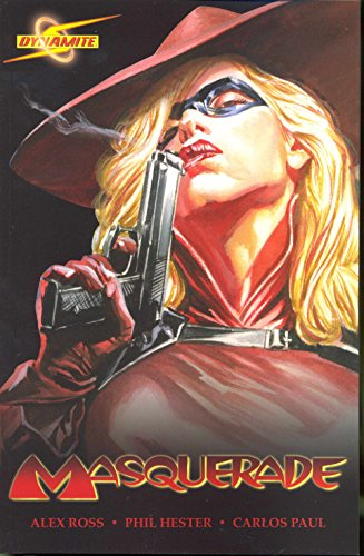 Project Superpowers: Masquerade Volume 1 (Masquerade (Dynamite Entertainment))