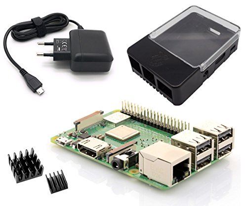 Raspberry Pi 3 Modell B+ - Light Starterkit (Bundle Raspberry Model B Pi)