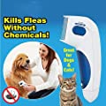 Flea Doctor comb, Electric Head Lice Comb, Kills & Stuns Fleas, Perfect Pet Flea and Tick Comb Tool, Great for Dogs & Cats by Petcare