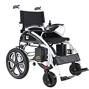 KWK ELECTRIC WHEELCHAIR -DELIVERY from UK - 2 Years Warranty - VAT Relief Available
