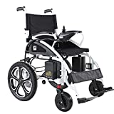 Electric Wheelchair by KWK - Free DELIVERY & Free Return from UK - 2 Years Warranty - VAT Relief Available/Please Ask