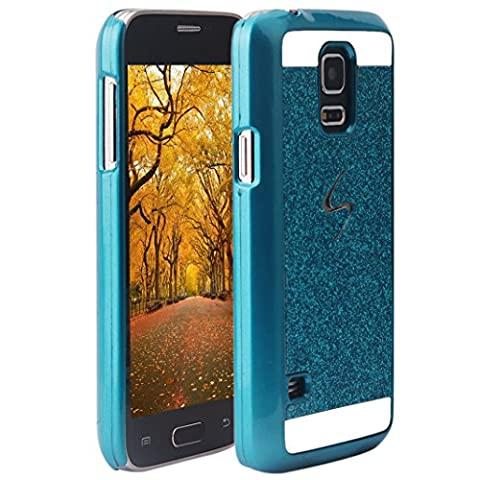 Galaxy S5 Mini Cas,Asnlove Coque Ultra Mince