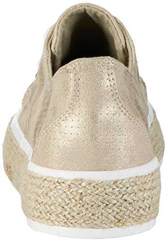 Refresh - 63445, Scarpe stringate Donna Gold (Oro)