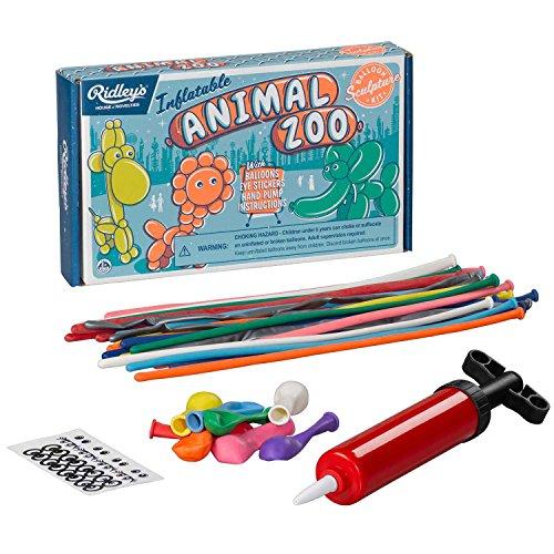 Animal Zoo Ballon Kit (Anleitung Ballon-tiere)