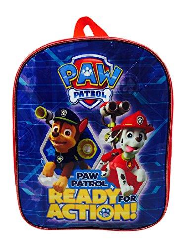 *Paw Patrol Sac à Dos Junior, 33 cm, Bleu/Multicolore Achat