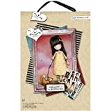 Gorjuss A4 Decoupage Pack-The Pretend Friend