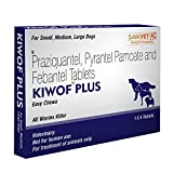 #8: KIWOF PLUS (DOG DEWORMER- CHEWABLE TABLETS)