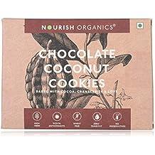 Nourish Organics Chocolate Coconut Cookies, 150g