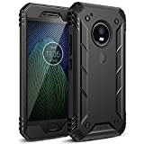 Poetic Revolution Moto G5 Plus Rugged Case Cover With