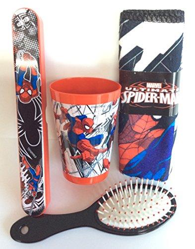 Spiderman ,  Kulturtasche schwarz schwarz - 2