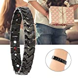 Bracelet magnétique, herapy Mode soulagement de la douleur de bracelet de thérapie...