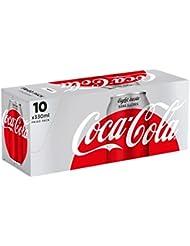 Coca-Cola Light Canettes 10 x 33 cl - Frigo Pack