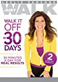 LESLIE SANSONE:WALK IT OFF IN 30 DAYS
