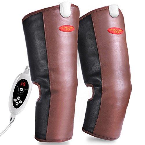 FUFU Fußmassagen Knieschützer Electric Care Knie Pflege Gerät Gelenk Bein Massage Instrument Heizung Warm Old Cold Beine Für Fußpflege (Bein-luft Massager)