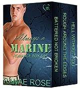 Always a Marine Box Set: 3 USMC Veteran Hero Romances in 1 (English Edition)