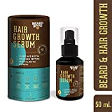 Best Naturals Biotin - Beardhood Beard and Hair Growth Serum -Biotin, Collagen Review