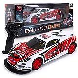 SKY-Toys ferngesteuertes Auto 1: 14-2,4G RC Drahtlose Fernbedienung rennen Mit Licht Spielzeugauto für Kinder Simulationsautomodell,Gold