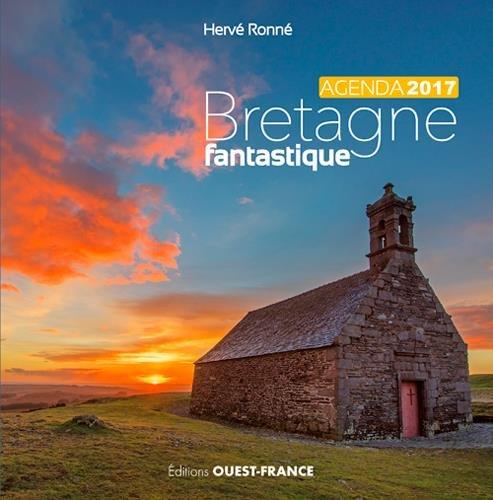 Agenda Bretagne mystérieuse 2017 par RONNE HERVE
