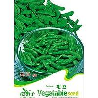 Portal Cool Edamame soja Semilla Semilla de Soja verde Vehículo ~ 1 Paquete de 20 semillas