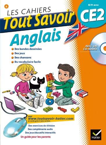 Les cahiers Tout Savoir Anglais CE2