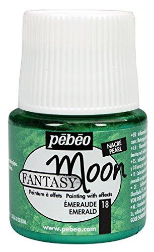 PEBEO 45ml Fantasy Moon, smaragd