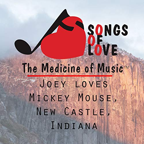 Joey Loves Mickey Mouse, New Castle, Indiana -