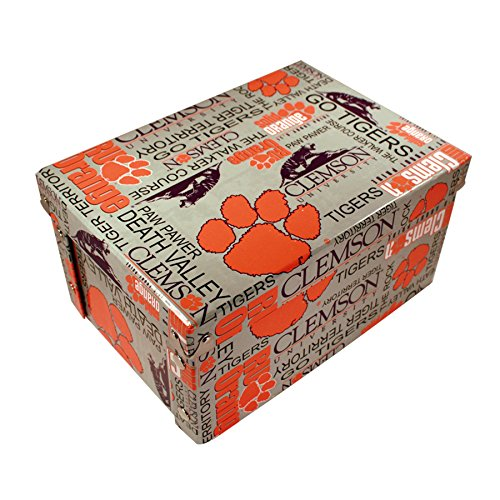 NCAA Clemson Tigers Box, 35,6 cm