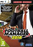 Cheapest Football Manager 2016  Limited Edition on PC