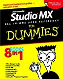 Macromedia Studio MX All-in-One Desk Reference For Dummies by Damon Dean (2003-02-27)