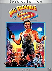Big Trouble in Little China Steelbook Special Edition 2
