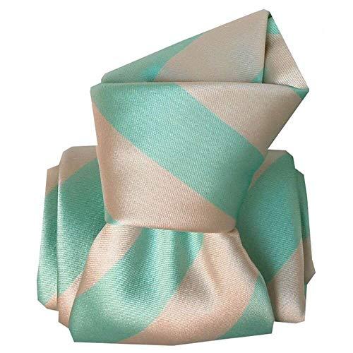 Segni et Disegni - Cravate Segni Disegni Luxe, Faite Main, Club Verte