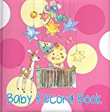 Baby Record Book for Girls