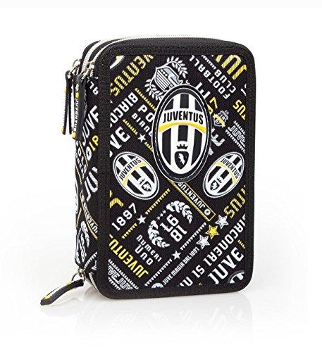 Juventus all over -astuccio triple accessoriato