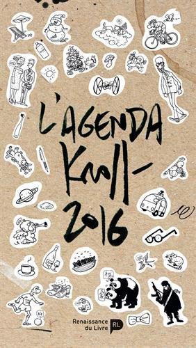 L'Agenda Kroll 2016 petit format