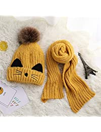 Amazon.it  Cappello lana giallo - Cappelli e cappellini   Accessori ... 758c2f44d80d
