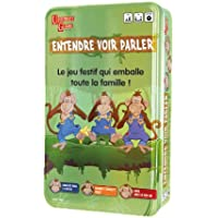 University Games - 81112 - Jeu De Société - Voyage Entendre, Voir Et Parler