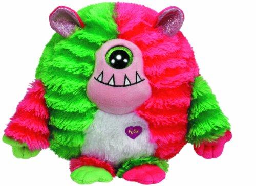 TY 37914 - Plüschtier Monstaz, Spike X-Large Monster, rot/grün