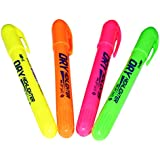 Generic Amos Set Of 4 Dry Highlighter Pens
