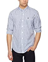 Timberland Long Sleeve BD Claremont Check Men's Shirt