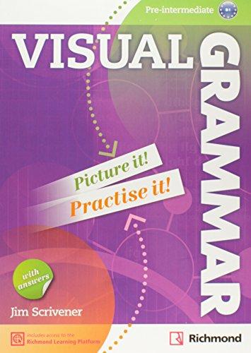 Visual Grammar B1 Student's Book + Answer Key + Access Code: Visual Grammar B1 Student's Book & Answer Key & Access Code B1