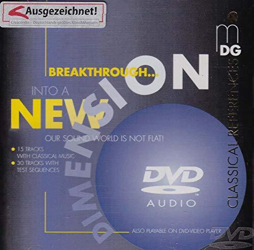 Breakthrough ... into a new Dimension [DVD-AUDIO]