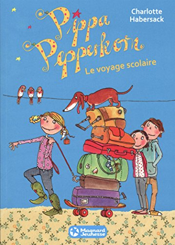 Pippa Pepperkorn (4) : Le voyage scolaire