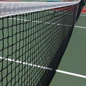 Carrington Tennisnetz Doppel Turnier 12,8 m, PE 3 mm – Wetterfest und widerstandsfähig