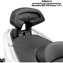 Givi KTB2013 Respaldo del Copiloto para Yamaha T-Max 500 08> 11/T-Max 530 12 > 15