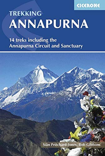 Annapurna: 14 treks including the Annapurna Circuit and Sanctuary (International Trekking) por Bob Gibbons