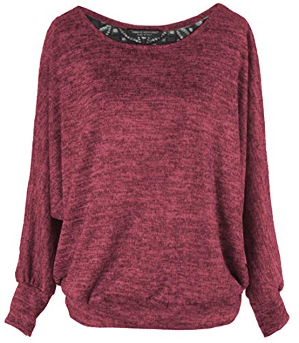 b4feb0237b3 Lora Dora Womens Snuggle Fleece Lounge Top Sweater – SalesEverything ...